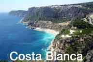 Eiendommer til salgs Costa Blanca, Alicante, Spania